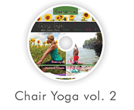 Happy Yoga with Sarah Starr | Chair Yoga Volume 2