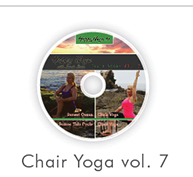 Happy Yoga with Sarah Starr | Chair Yoga Volume 7
