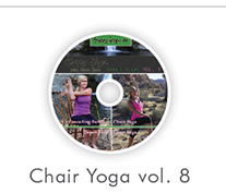 Happy Yoga with Sarah Starr | Chair Yoga Volume 8